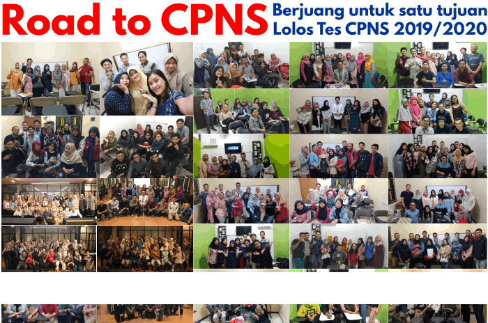 road to cpns 2021